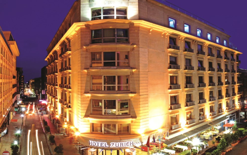 Alaska tour zurich hotel laleli for Hotels in istanbul laleli